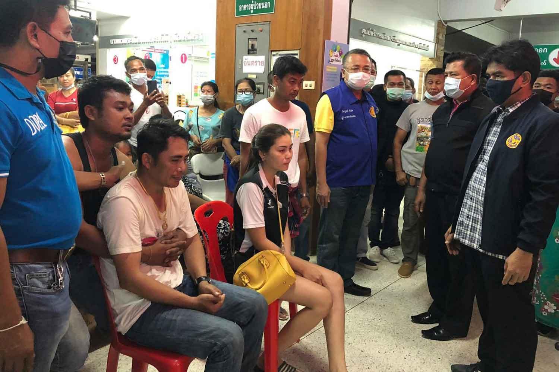 Смерть от удара молнии в Таиланде