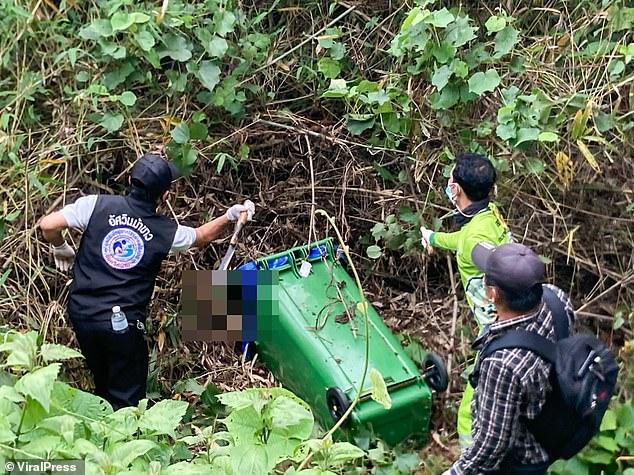 Американец убил беременную жену — гражданку Таиланда