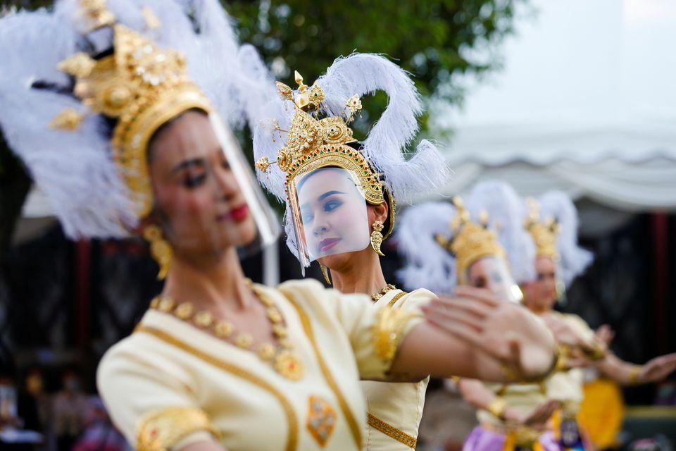 Таиланд вернул похищенные из королевства артефакты