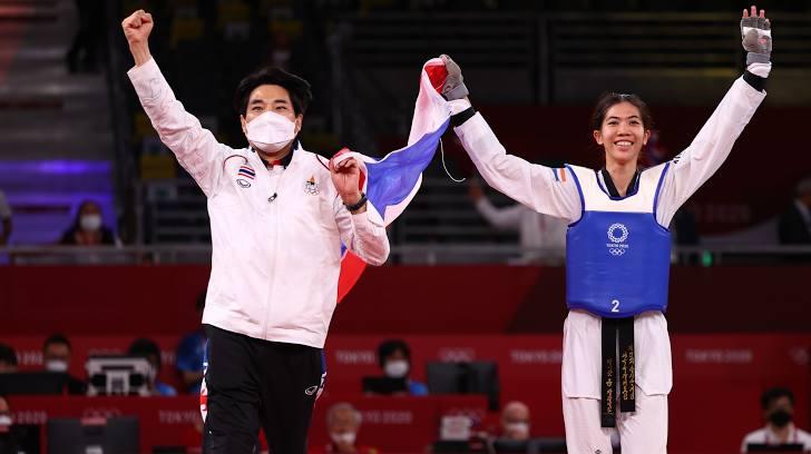 Таиланд завоевал первую золотую медаль на Олимпиаде в Токио