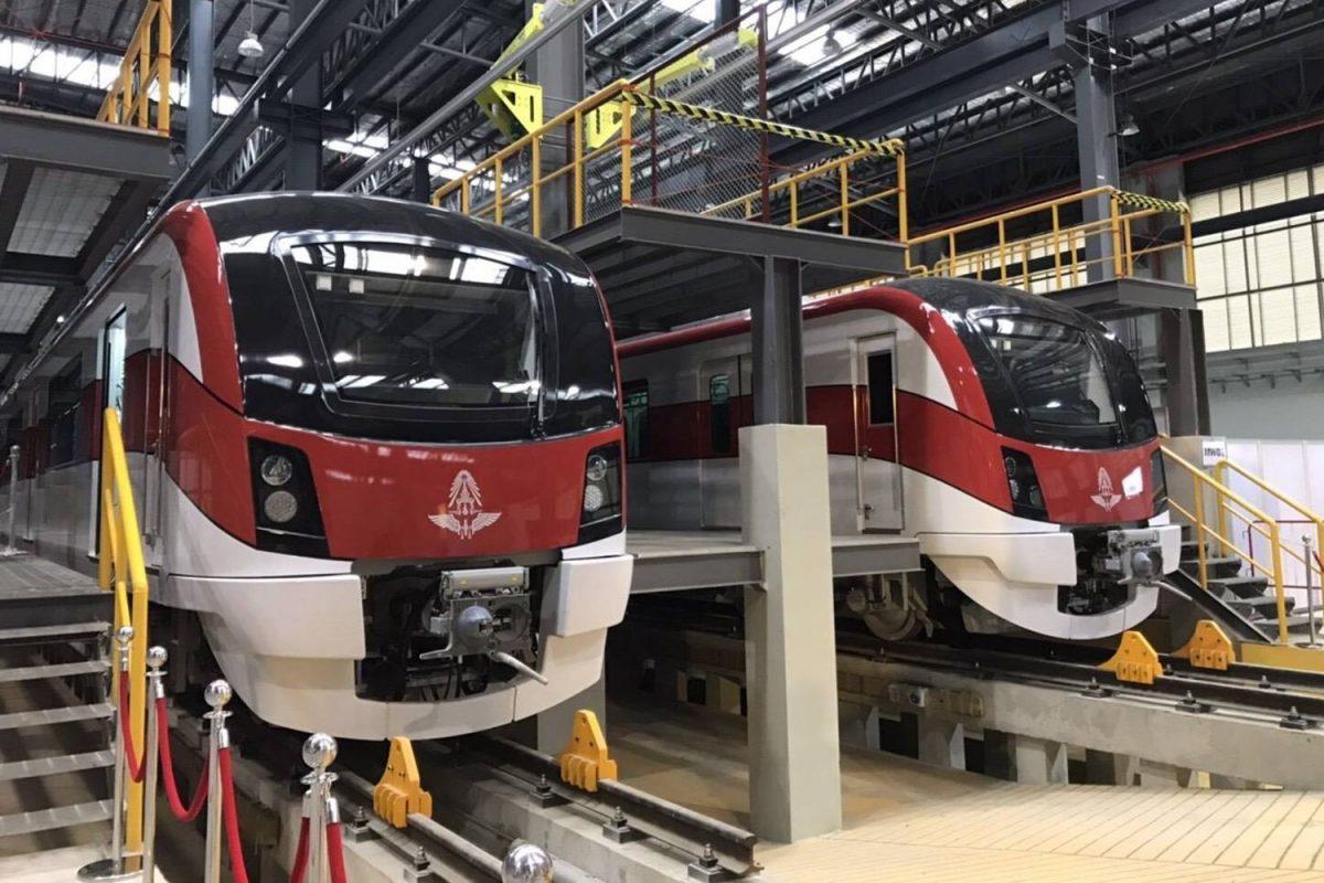 В Бангкоке запустили новые скоростные поезда