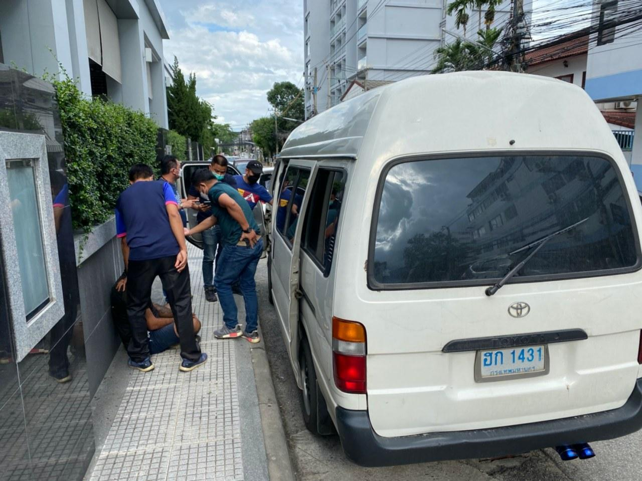 В Таиланде арестованный за наркотики иностранец утверждает, что он «Робин Гуд»