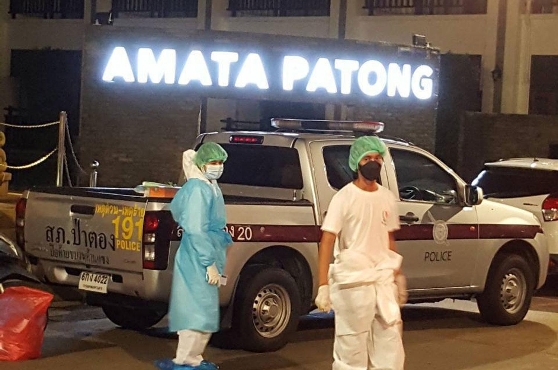 На Пхукете обнаружено тело иностранца с огнестрельным ранением в голову