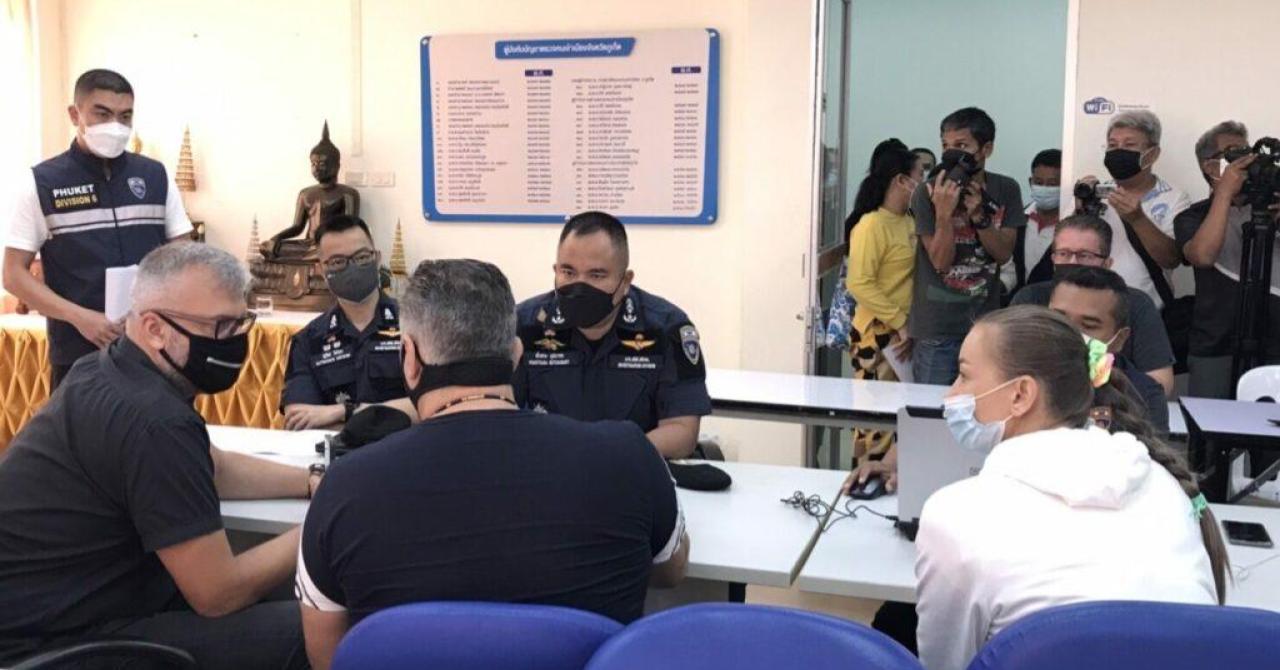 В Таиланде арестованы трое россиян за кражу картины стоимостью 50 миллионов батов