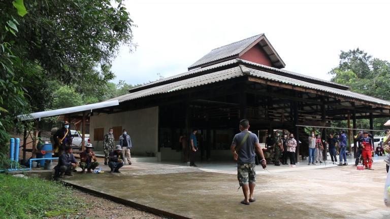 Британский пенсионер заблудился и провёл три дня в джунглях Таиланда